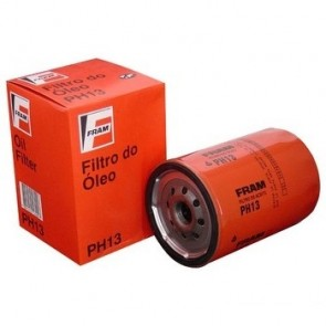 Filtro de Óleo - Fram - PH13 (Linha GM 6c Opala/Caravan)