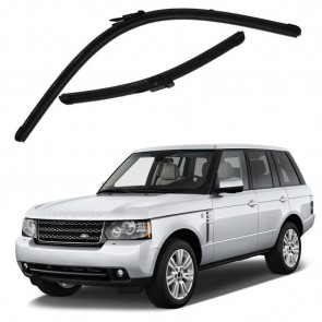 Kit Palhetas para Land Rover Range Rover Sport Ano 2005 - 2013
