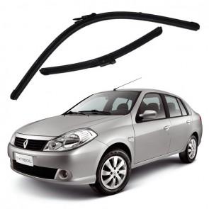 Kit Palhetas para Renault Symbol Ano 2011 - Atual