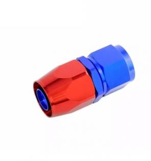 Conexão Epman 6AN Reta - Azul / Vermelha