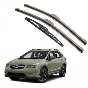 Kit Palhetas Dianteira e Traseira para Subaru Xv Ano 2014 A Atual