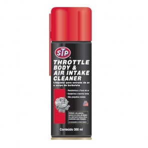 Throttle Body & Air Intake Cleaner STP 300ml