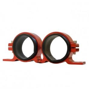 Suporte Duplo de Bomba para Bosch 044 e Similares Diametro Interno 59-61mm Epman - Vermelho
