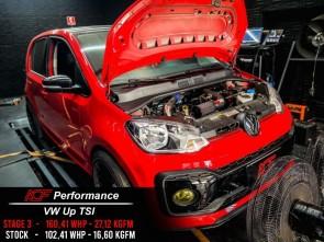 Reprogramação ECU Volkswagen Up! TSi