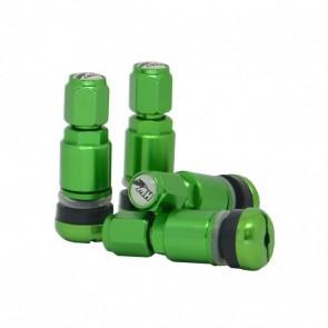 Válvula para Rodas (Pneu) modelo Racing - Verde
