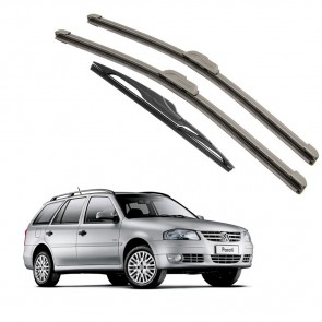 Kit Palhetas Dianteira e Traseira para Volkswagen Parati 2001 a Atual