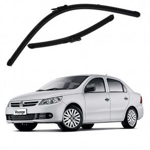 Kit Palhetas para VW Volkswagen Voyage Ano 2013 - Atual